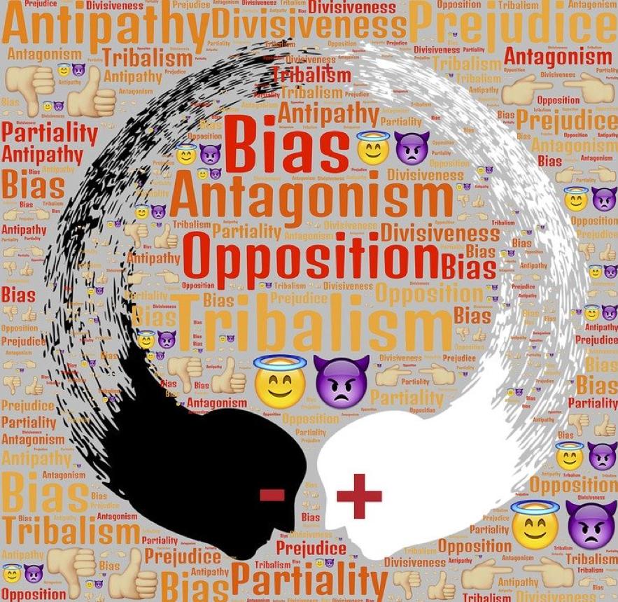 Tribalismo, Antagonismo, Oposición, Parcialidad