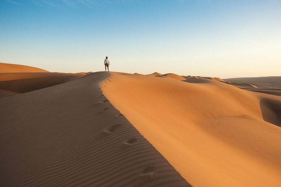 Aventura, Solo, Árido, Estéril, Luz Del Día, Desierto